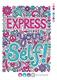 Notebook Doodles Superstar: Coloring & Activity Book (Design Originals)