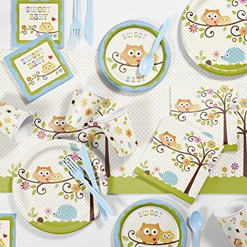 Creative Converting Happi Tree Boy Baby Shower -