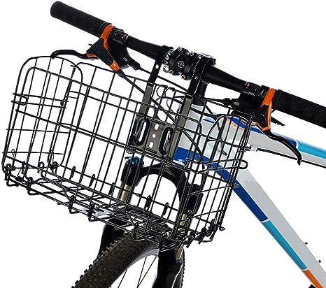 Succeedw Cesta De La Bicicleta Cesta Cesto De Bicicleta De Montaña Plegable Cesta De Bicicleta Cesta De Estante Trasero Cesto De Bicicleta Para Colgar Plegablecesto De Bicicleta Plegable Amazon Es Hogar