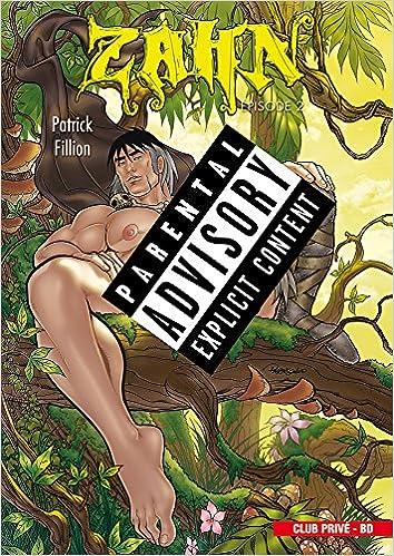 Épisodes de sexe de bande dessinée