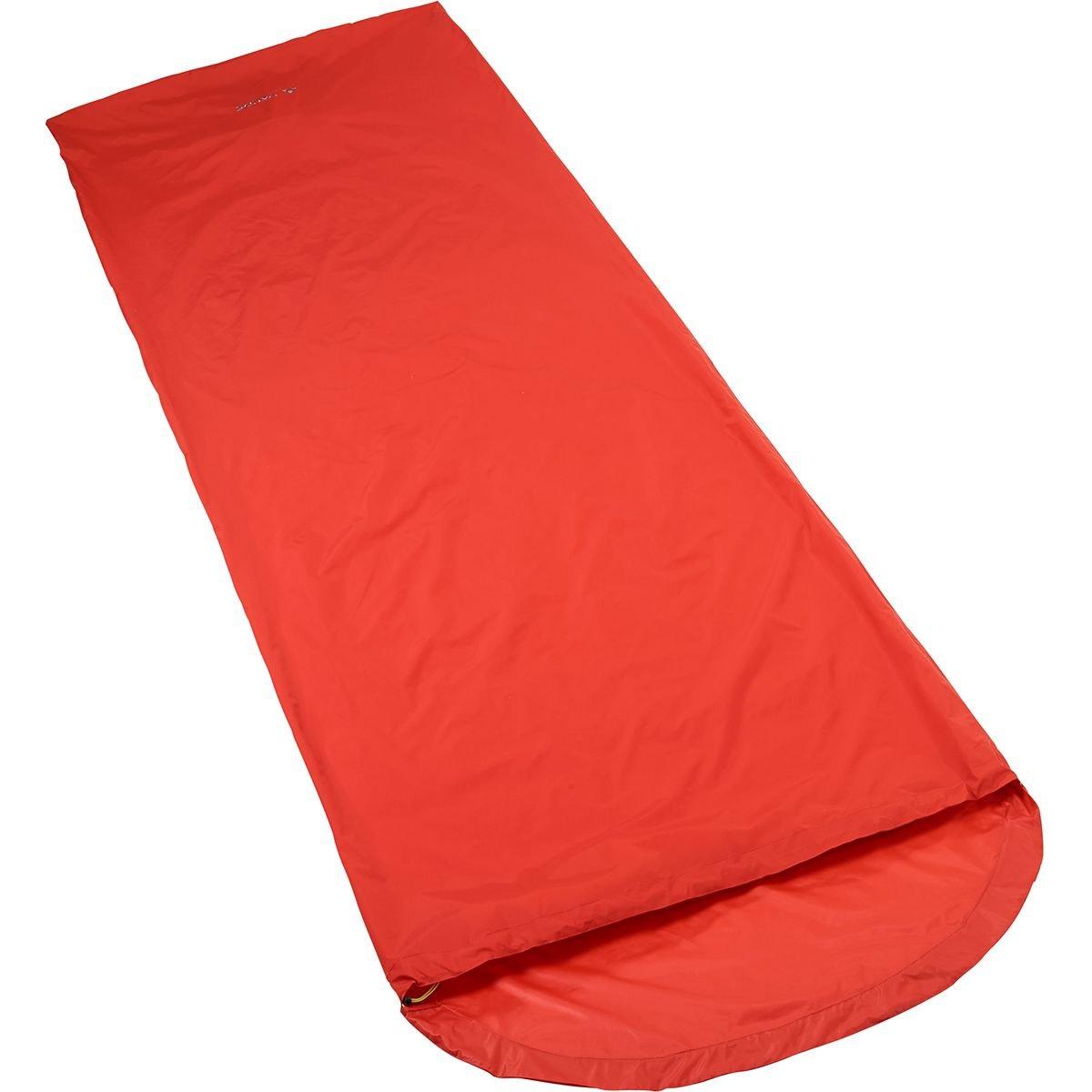 VAUDE Biwak II.2 - Saco de vivac Color Glowing Red, Talla One Size VADE5 #VAUDE 125062810000