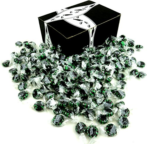 - Choco Chocolate Starlight Mints, 2 lb Bag in a BlackTie Box