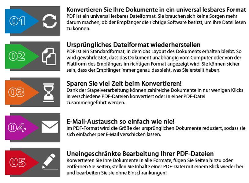 PDF Experte 11 Home - Der praktische PDF-Manager für Windows 10 8 7 ...