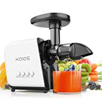 Deals on KOIOS Slow Juicer Extractor with Reverse Function