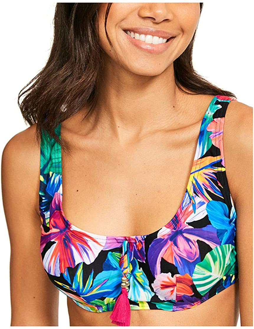 Figleaves Womens Hawaii Underwired Crop Top
