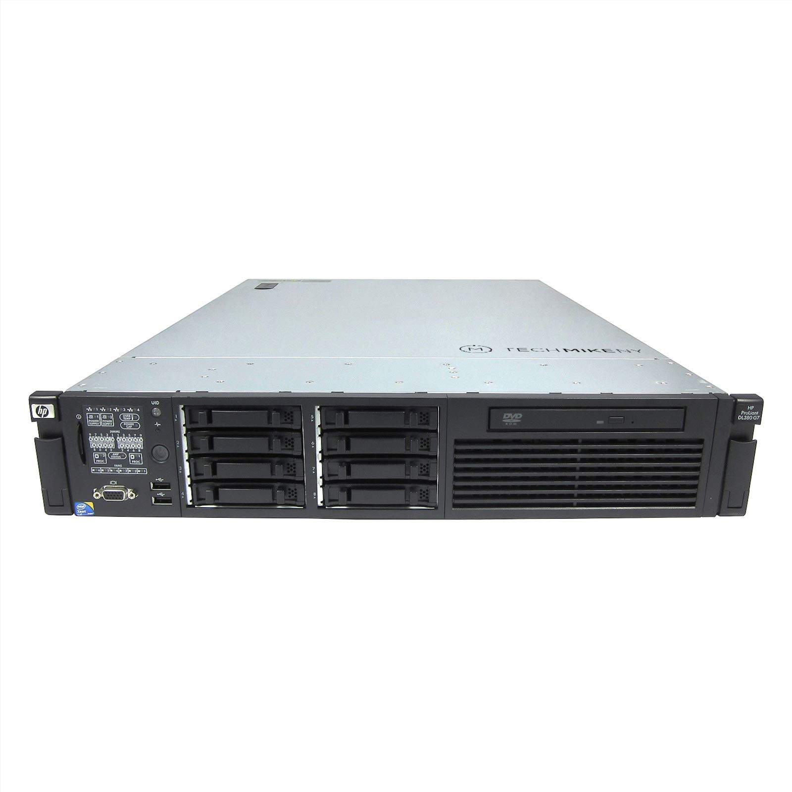 High-End HP ProLiant DL380 G7 Server 2X 3.06Ghz X5675 6C 8GB (Renewed) by HP (Image #2)