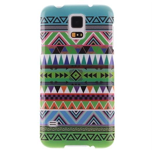11 opinioni per KATUMO®Samsung Galaxy S5 Custodia in Silicone Sottile Design Protettive Cover