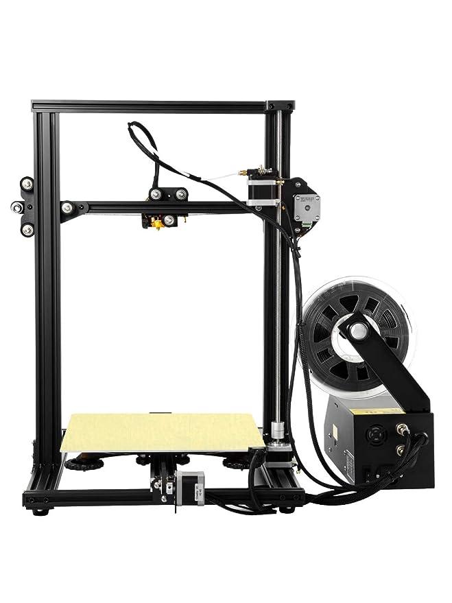 YOMRIC Impresora 3D CR-10 Prusa de Aluminio de Gran Formato 300 x ...