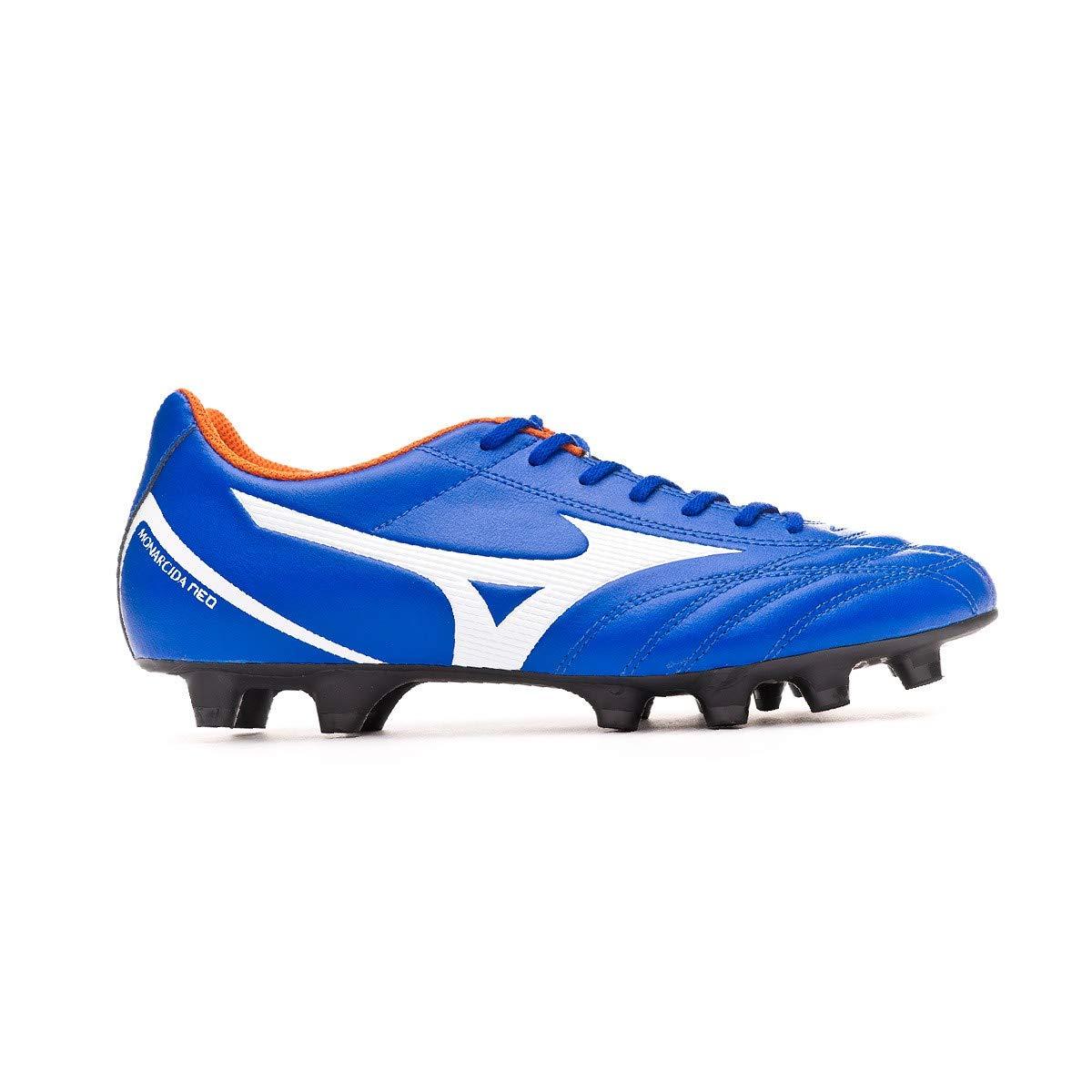 Mizuno Monarcida Neo Select, Scarpe da Calcio, Reflex Blue
