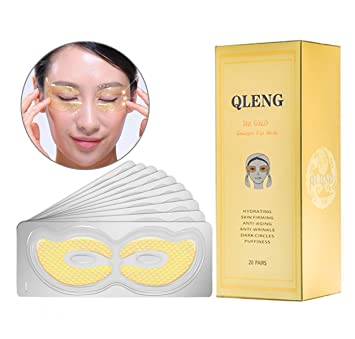 Anti-Aging & Wrinkle Care 24k Gold Collagen Eye Patch Pads For Women Peter Thomas Roth FIRMx Growth Factor Neuropeptide Serum 1 fl Oz