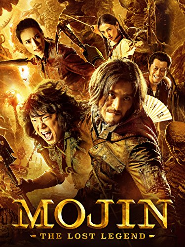 Mojin: The Lost Legend