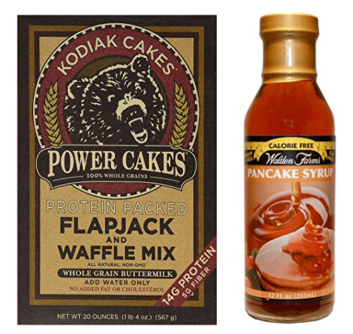 Pancake Syrup Convenience Pack Flapjack