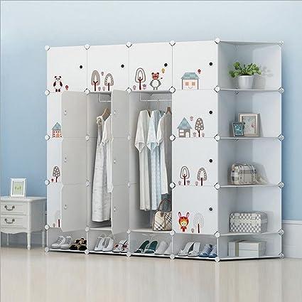 Kleiderschranke Xy Cloth Wardrobe Storage Combination Plastic