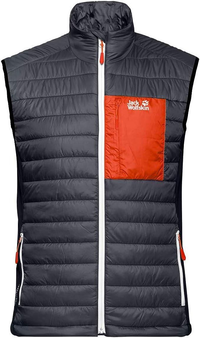 Jack Wolfskin Mens Routeburn Mens Windproof Puffer Jacket,
