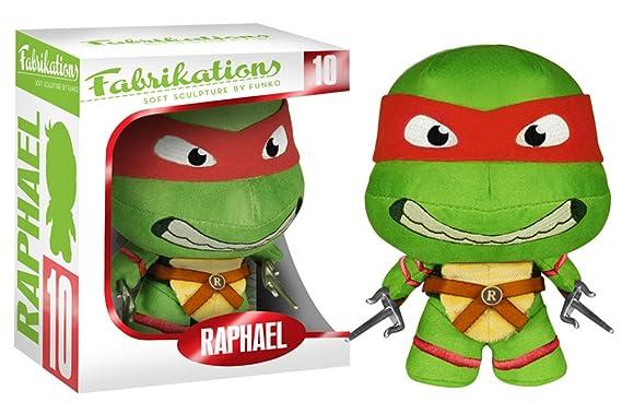 Funko Tortugas Ninja Peluche Fabrikations Raphael ...