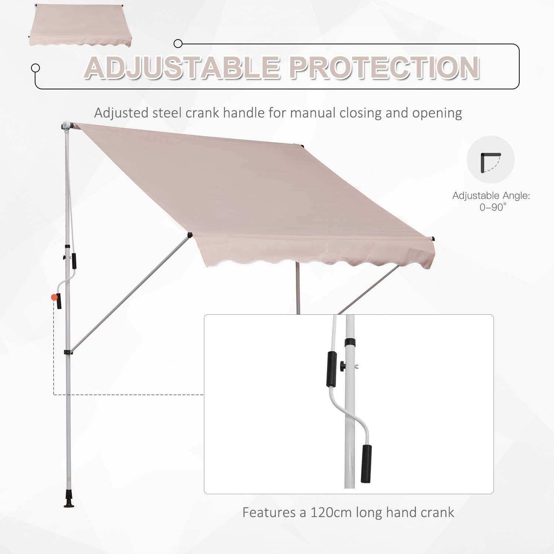research.unir.net Outdoor Sunshade Retractable Awning Alum Canopy ...