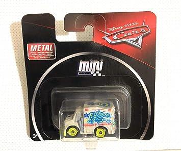 Mattel SRL FKL39 Cars Mini Racers Modello DR. Damage - DR. ESTRAGOS - FMV81 Metal …: Amazon.es: Juguetes y juegos