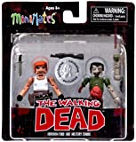 Walking Dead Minimates Wave 5 - Abraham and Zombie