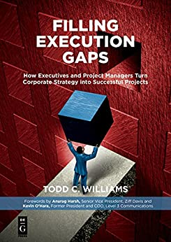 Filling Execution Gaps: How Executives and Project Managers Turn Corporate Strategy into Successful Projects de [Williams, Todd C.]