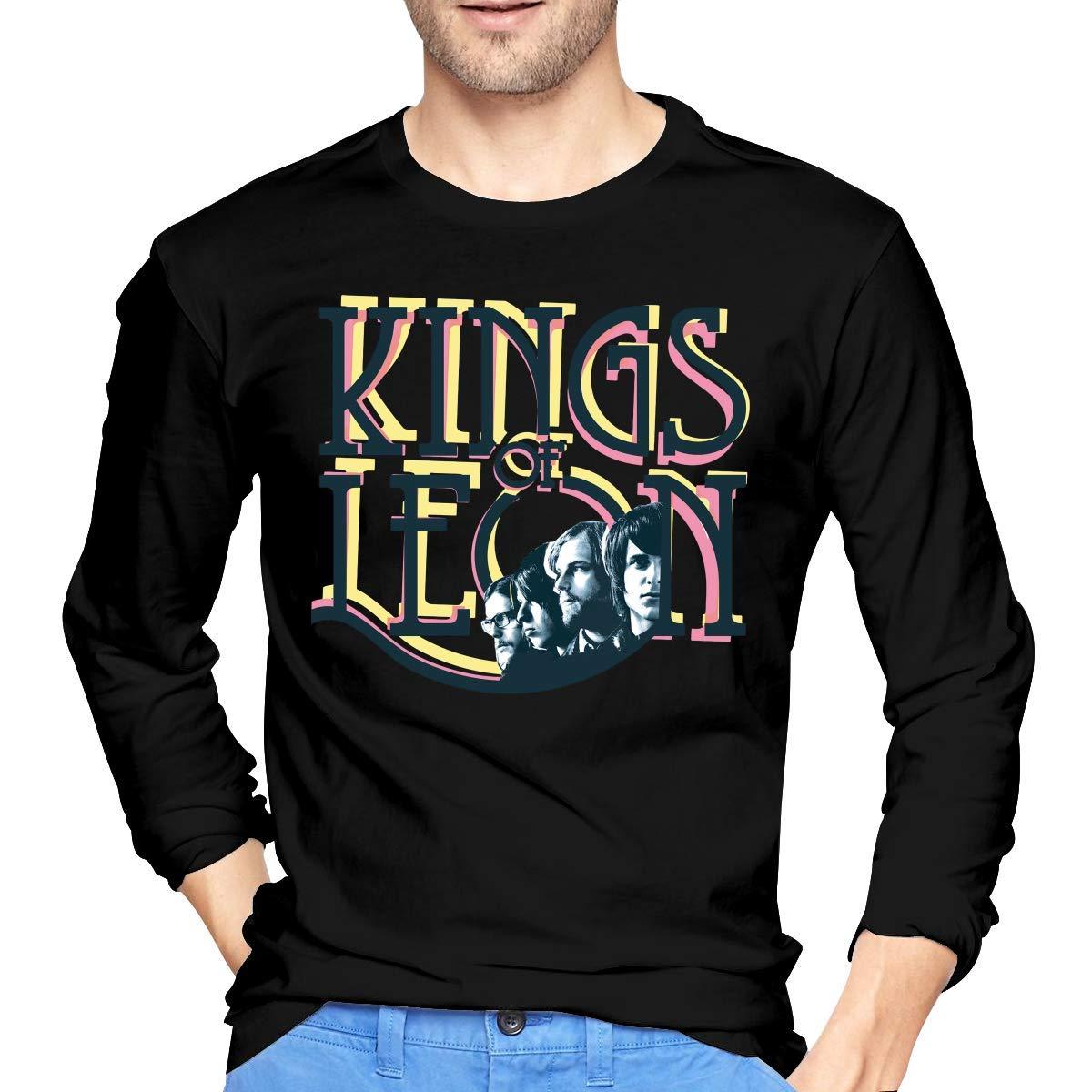 Fssatung S Kings Of Leon T Shirt Black