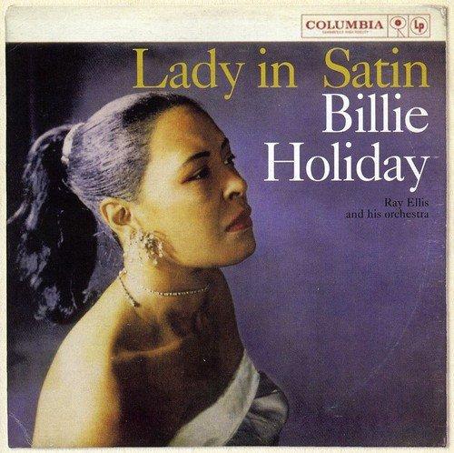 Lady In Satin (Original Columbia Jaz Z -