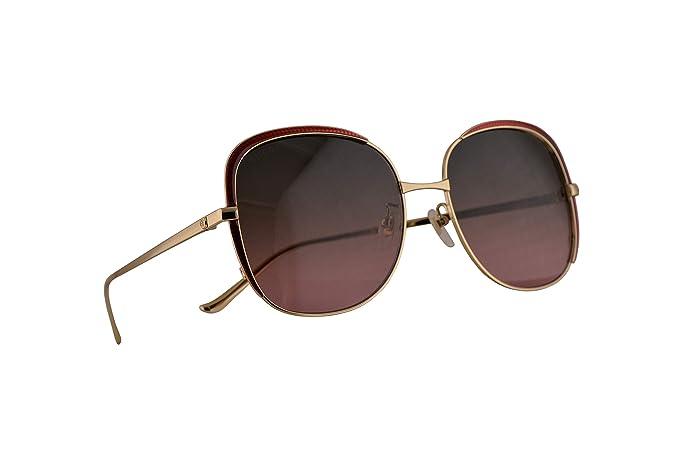 Gucci GG0400S Gafas De Sol Dorado Con Lentes Multicolor ...