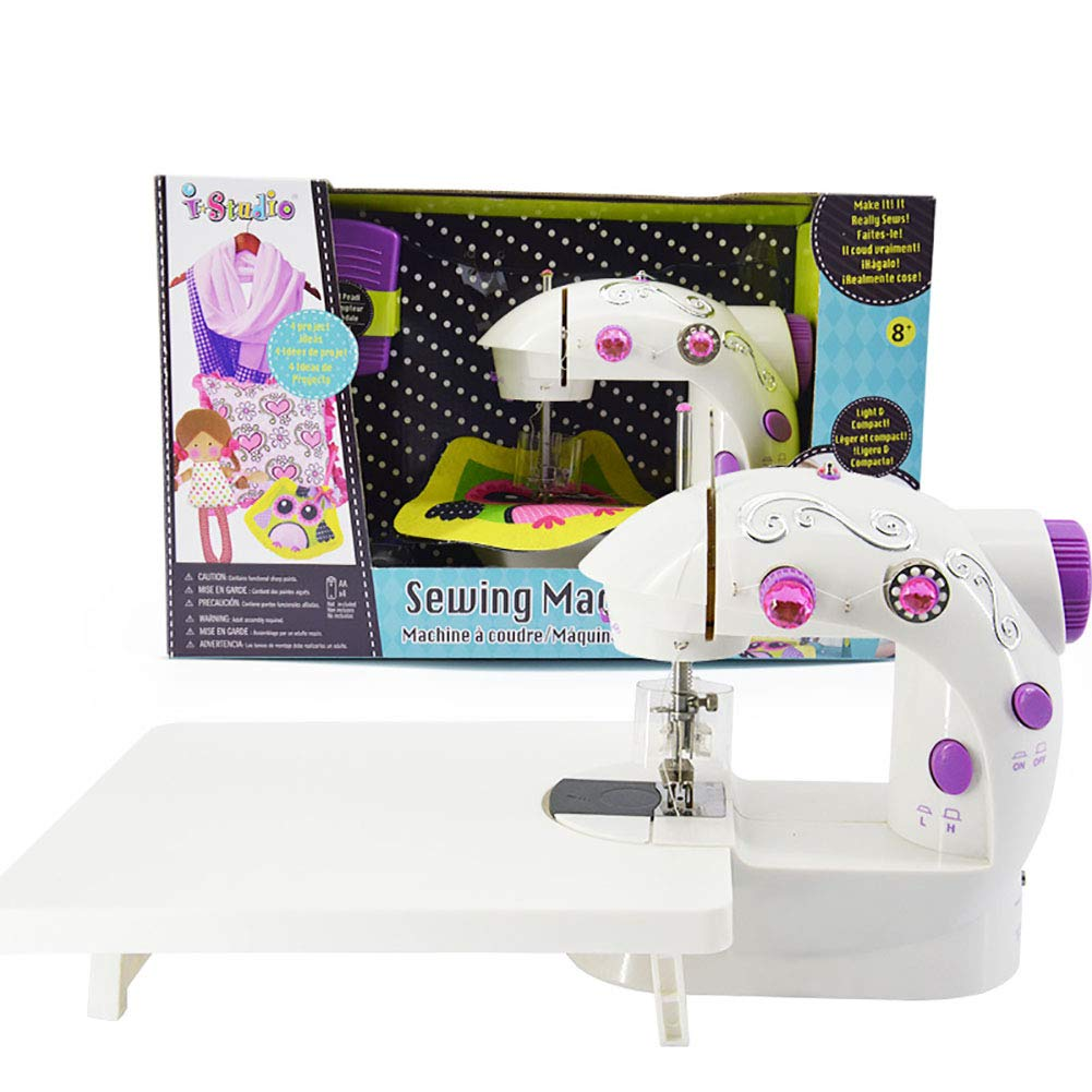 Amazoncom Amnfj Creative Sewing Machine Miniature Children Sewing