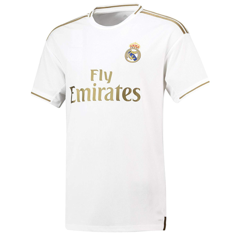 Real Madrid Camiseta, 1ª equipación 2019-20 Dorsal Hazard (2 ...
