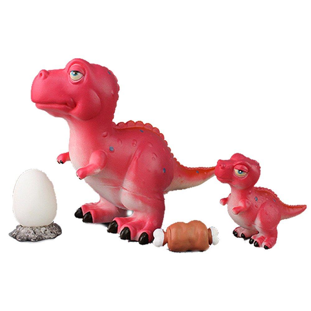 激安正規品 Gbell かわいい恐竜模型おもちゃ 子供用 子供用 リアルな模造恐竜教育玩具 Gbell B 恐竜コレクター玩具 男の子 女の子の誕生日プレゼント 3-14歳 15x15cm ソフトラバー B B07K1B1RLB, 柳井市:b82ffe3c --- realcalcados.com.br