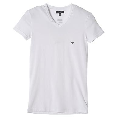 af99a01802f Emporio Armani Men s Eagle Vneck at Amazon Men s Clothing store ...