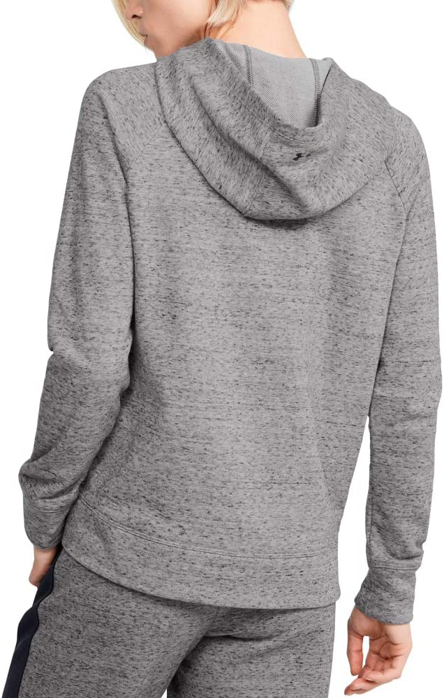 Sports Hoodie Essential Outdoor Clothing Under Armour Women Rival Terry FZ Hoodie
