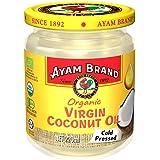 Ayam Brand Organic Virgin Coconut Oil, 220ml