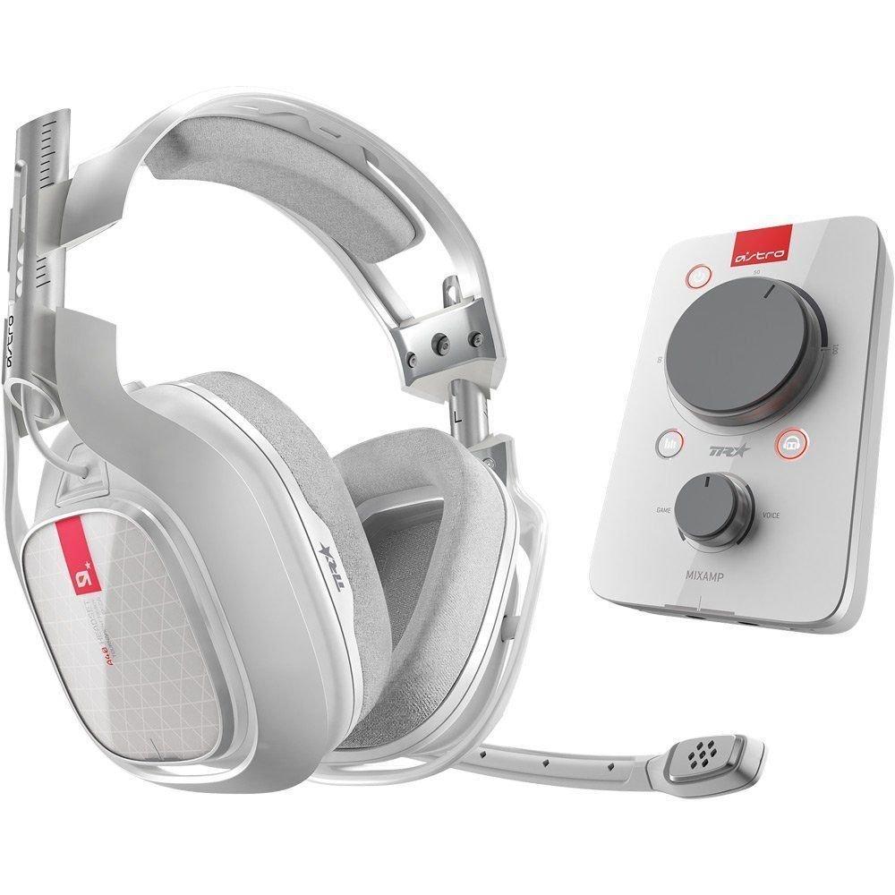 Astro Gaming A40 TR + MIXAMP Pro TR アストロゲーミング 有線サラウンドサウンド ゲーミングヘッドセット /xbox one/PC/Mac対応 [並行輸入品] B017KI2BME White ( PC / Mac / Xbox One ) White ( PC / Mac / Xbox One )