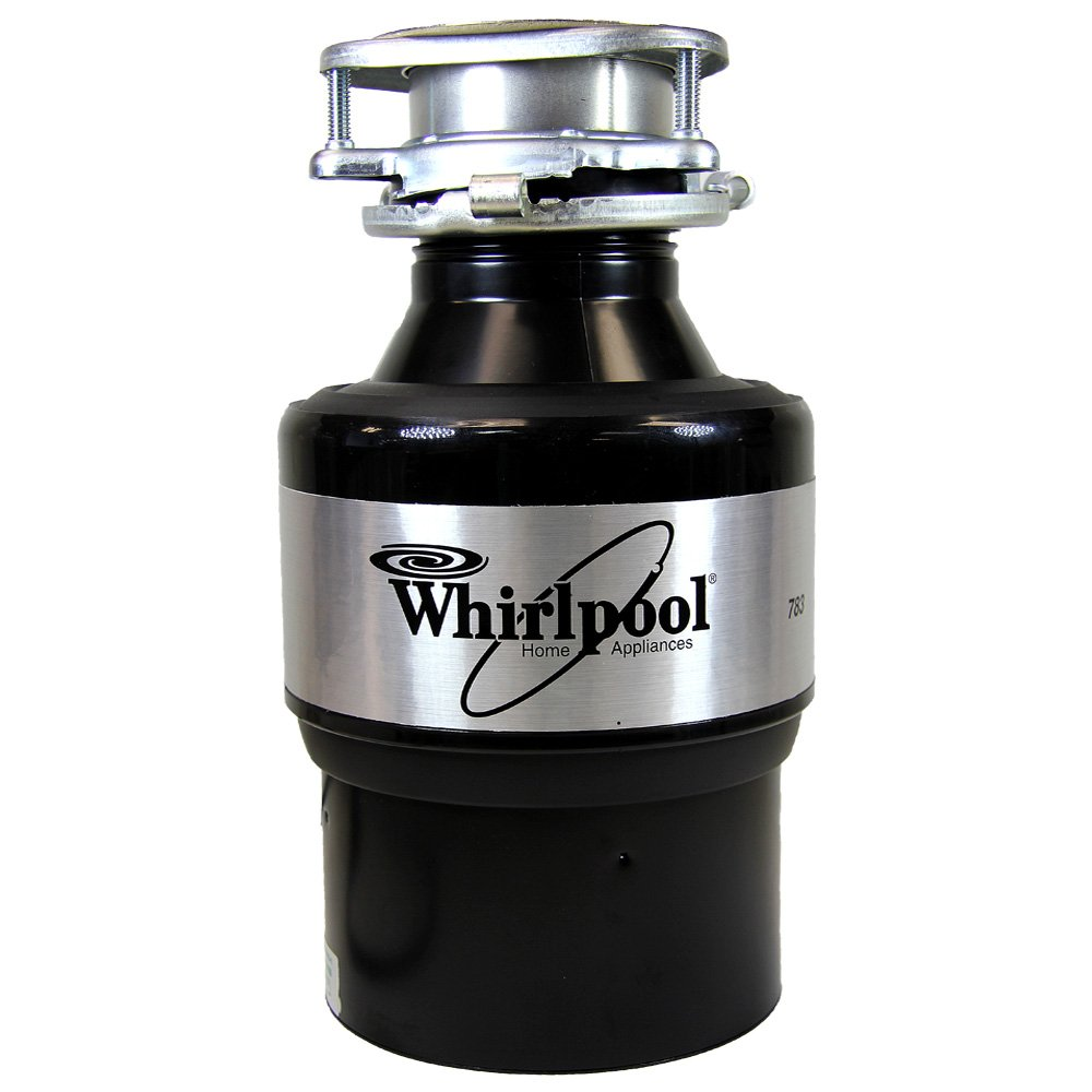 Whirlpool AMB783 3/5 HP By Insinkerator Food Disposer 220-240 Volts 50Hz Export Only