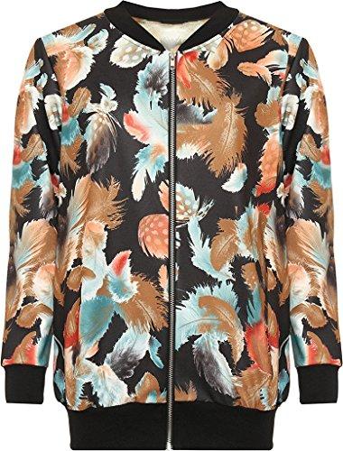 Blouson Marron Islander Teddy Fashions Femme gqxB6O6w