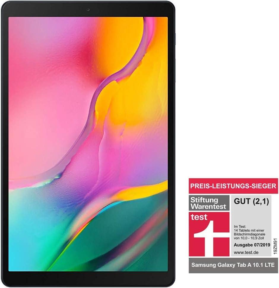 Samsung Galaxy Tab A T515 Lte Schwarz Computer Zubehör