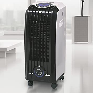 Charming TOP SHOP MEDIATEC Bio Klima HOT COLD Thermo Fan Luftbefeuchter Portable Mit  Fernbedienung