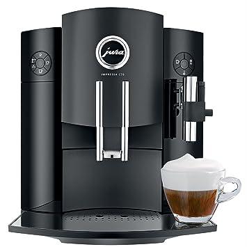 Jura IMPRESSA C70 One Touch Independiente Totalmente automática Máquina espresso 1.9L Negro - Cafetera (