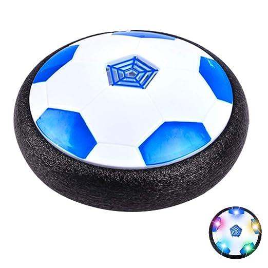 Air Power - Balón de fútbol con iluminación LED, Juguete para ...