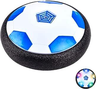 Ganquer - Balón de fútbol eléctrico con Luces LED flotantes para ...