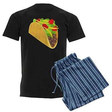 dd031b63f07 Amazon.com  CafePress Taco Emoji Pajama Set  Clothing