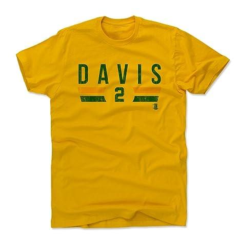429612c2 Amazon.com : 500 LEVEL Khris Davis Shirt - Oakland Baseball Men's ...