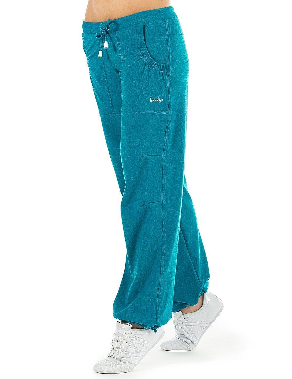 Winshape Pantaloni da Allenamento Donna WTE3