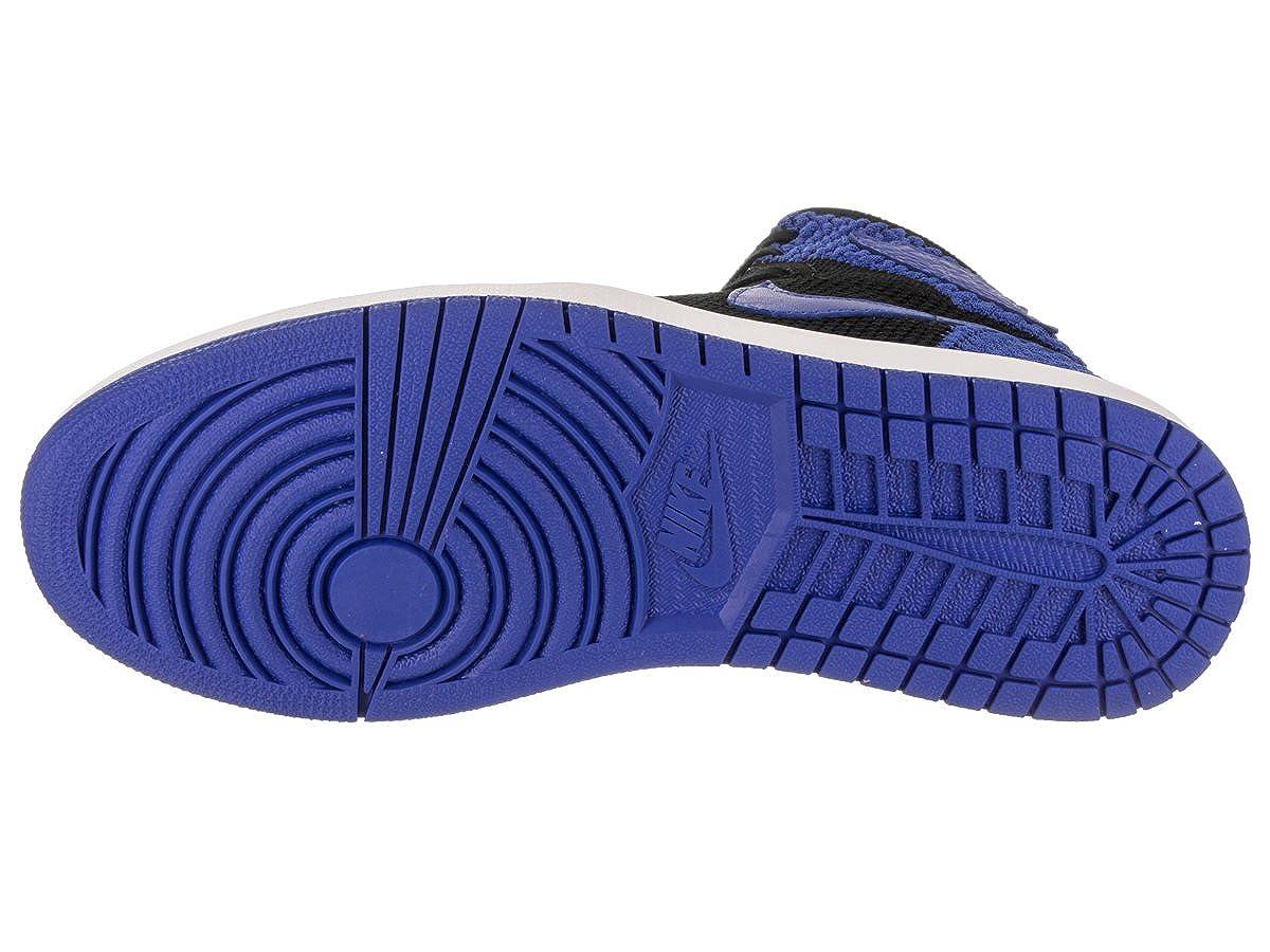 wholesale dealer 57f3b a5cfd Nike Men s Air Jordan 1 Retro Hi Flyknit Basketball Shoes  Amazon.co.uk   Shoes   Bags