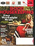 Good Housekeeping Magazine September 2016 | Ellen Pompeo, Easy Weekend Meals