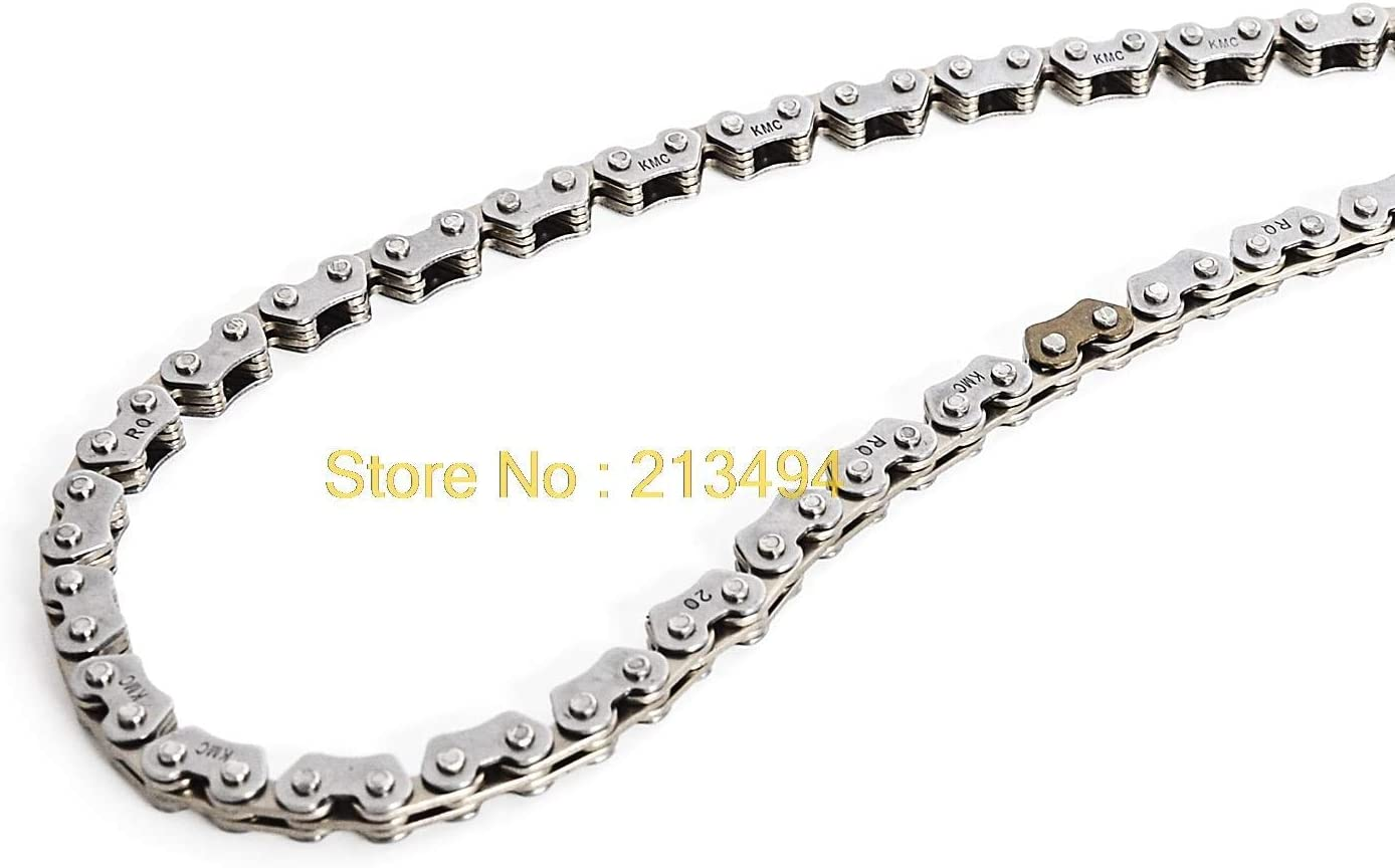 Engine Timing Chain Cam Chain For GY6 Scooter ATV 125cc 150cc Go Karts ATVs Scooters Moped