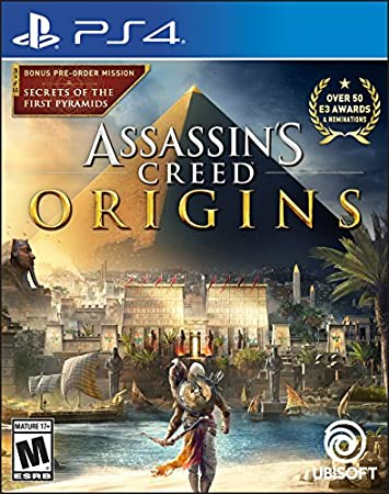 Ubisoft Assassin's Creed Origins - PlayStation 4 Standard Edition
