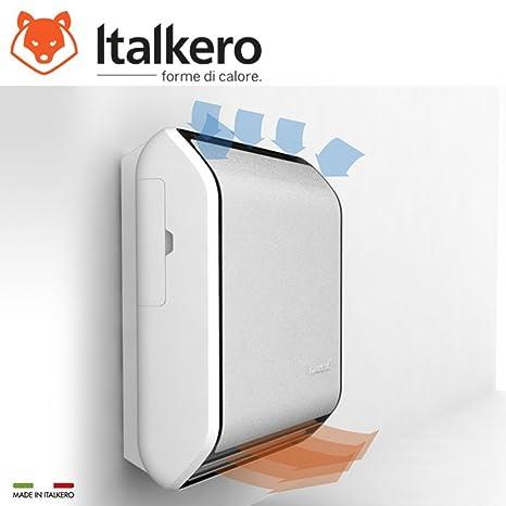 italkero Estufa a Gas Camera hermética Stratos 9.0 Silver