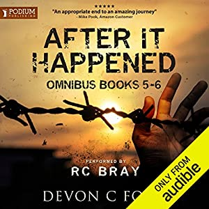 After It Happened Hörbuch