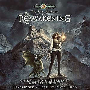 Download audiobook Reawakening: The Rise of Magic, Book 2